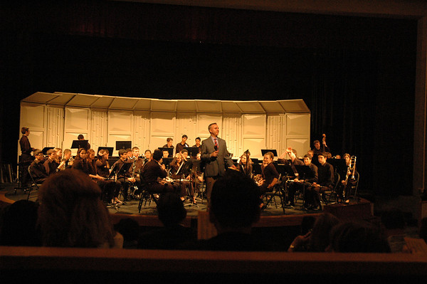 Spring Concert: Academy Symphonic Band