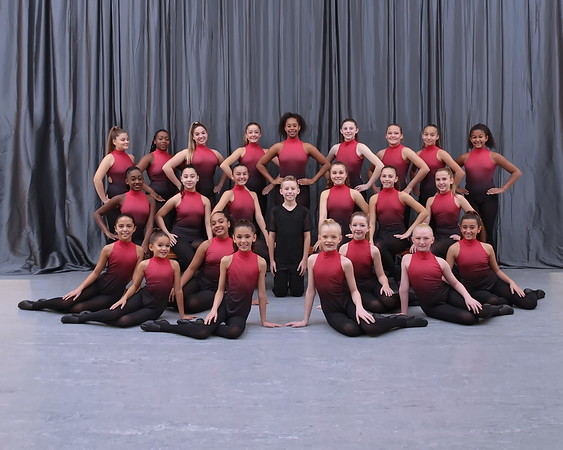 Dancer's Edge Company & Elite Ballet Program 2019 - 20