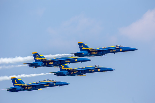 Air and Water Show 2015