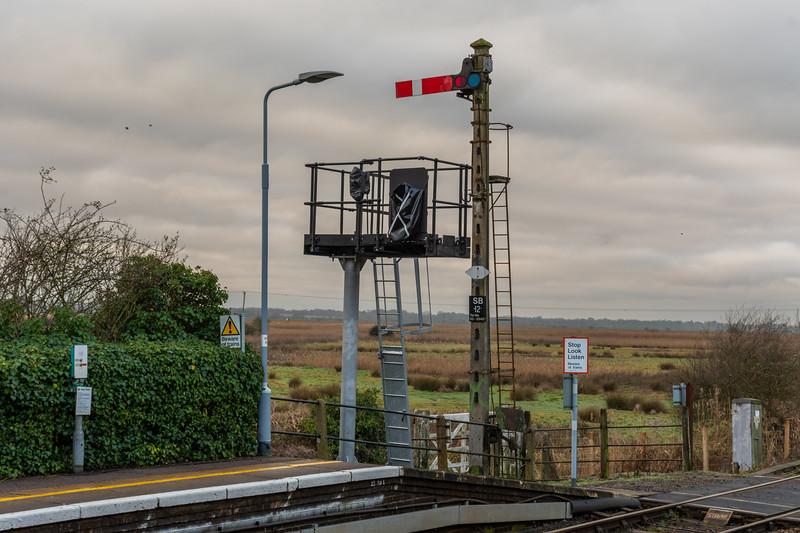 SB12 & Replacement, Somerleyton