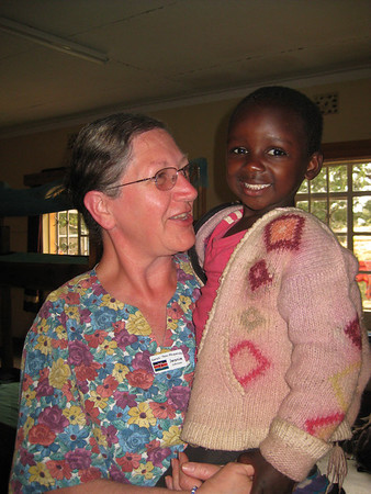Jeannie Johnson - Kenya 2012