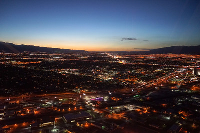 Las Vegas Strip and Attractions