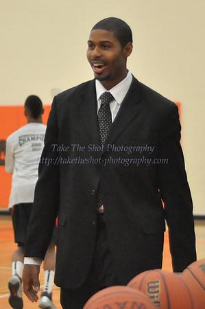2011-01-25 BHS Men's Basketball @ Rocky River