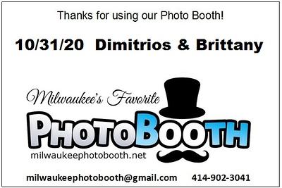 10/31/20 Dimitrios & Brittany