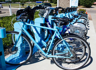 Bublr Bikes Milwaukee 2016