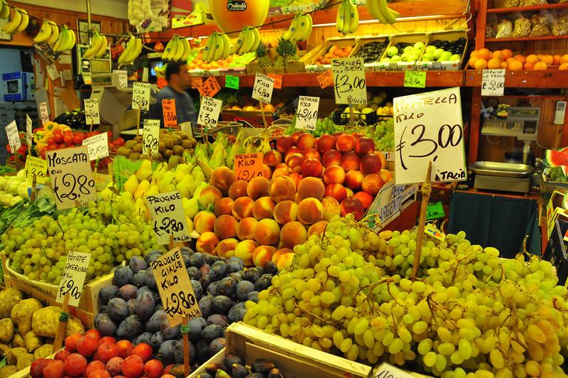 Venetian friut market