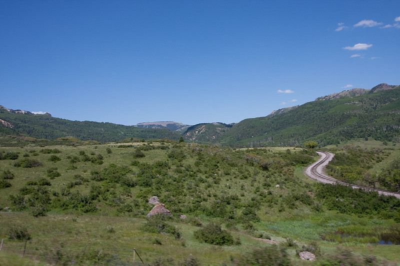 More of NM on the most scenic climb,