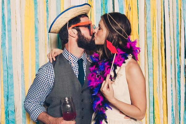 Ashleigh & Adam's Photo Booth