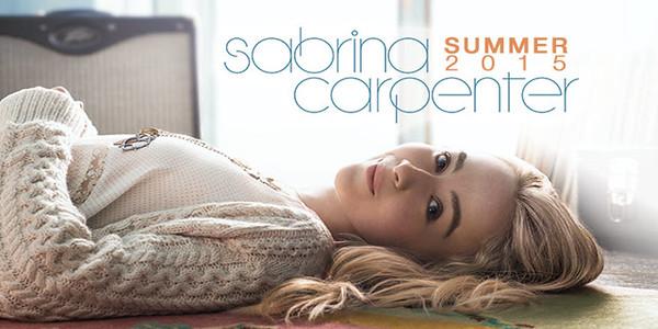 Sabrina Carpenter - Summer 2015