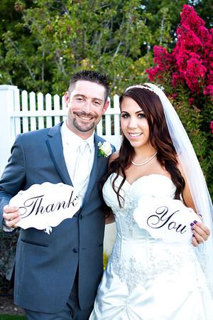Mike & Felicia's Wedding 2013 Saratoga Country Club