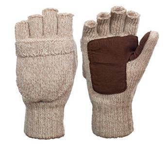 Metog Suede Convertible Gloves keep your fingers warm while photographing the fall leaves. Bring them along on your boomer vacation. #gloves #fall