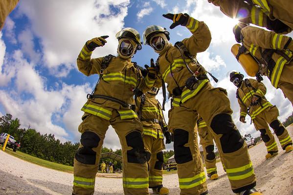 CERTC Fire School 2014