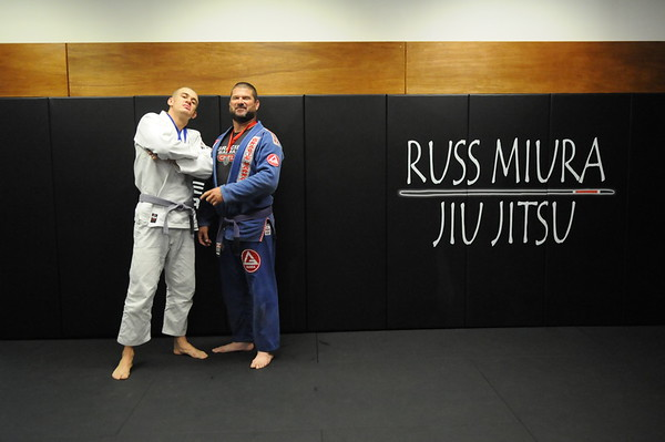 Russ Miura Men's Classic Gi