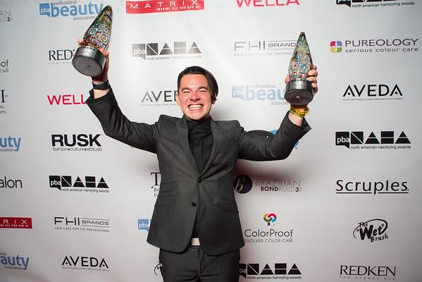 NAHA 2015 Red Carpet+Winners