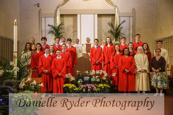 Holy Trinity Confirmation 2017