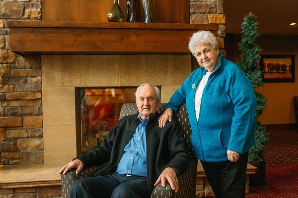Joe & Della's 60th