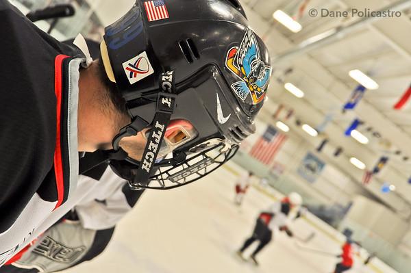 3-27-13 Wayne, NJ Bergen Backdraft Fire Department Hockey Team: 10 Nevins Road, Ice Vault Arena