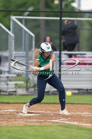 5-14-2019 Woodgrove at Loudoun Valley Softball (Varsity)