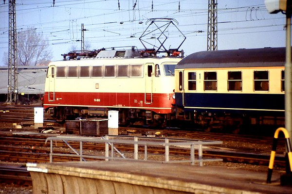 114 488, Hamm Wstf, 23rd February 1990.