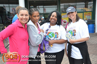Best Buddies Walk - Downtown Jacksonville - 5.3.14