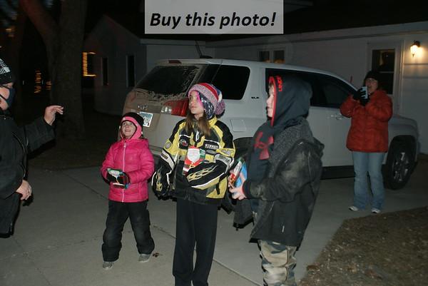 Santa Claus in Sunburg 12-19