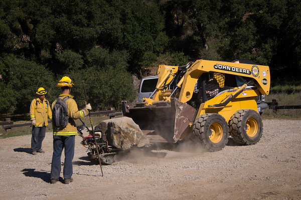 2012-02-14 - Tapia Spur Re-Route and Upgrade