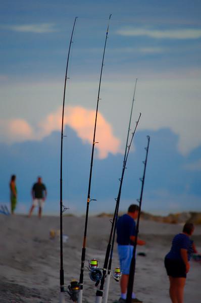Beach Rods