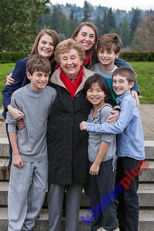 Spangler Family 2012
