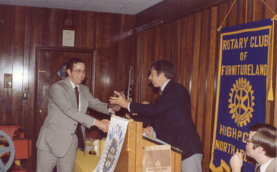Some Old Furnitureland Rotary Photos
