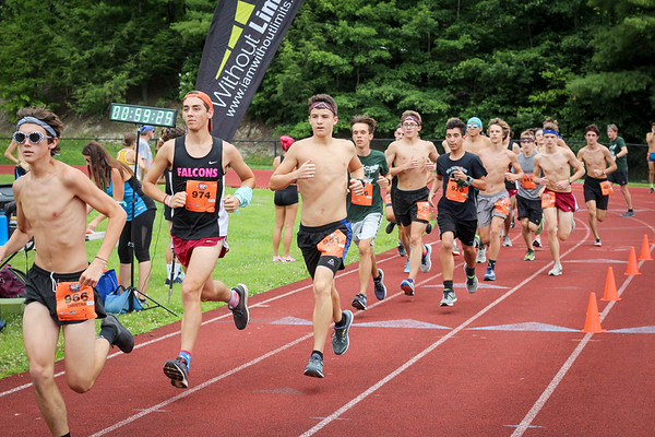 2019 Without Limits Youth XC Camp