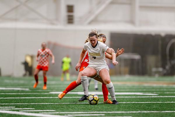 Purdue Soccer vs Bowling Green 2018-2-24