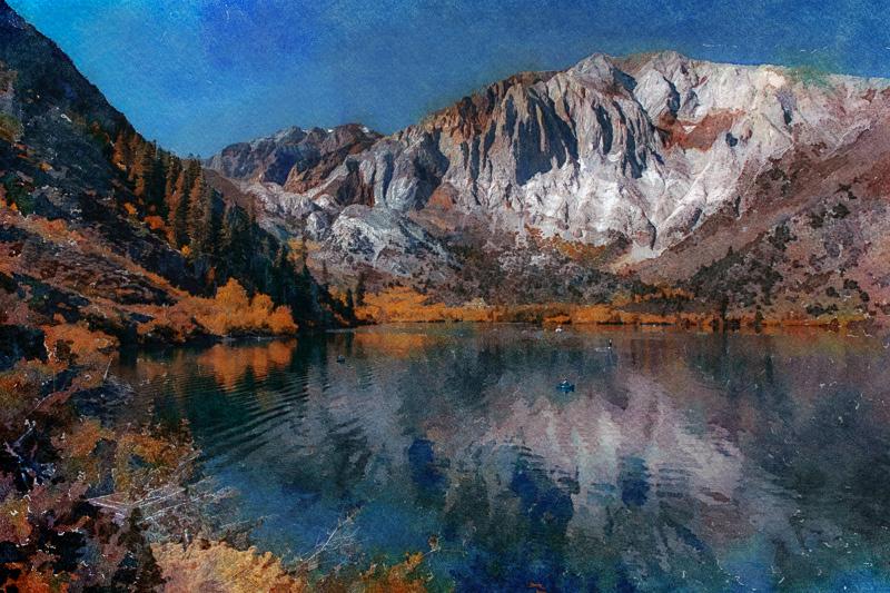 October 6 - Fall at Convict Lake, near Mammoth Lakes, CA.jpg