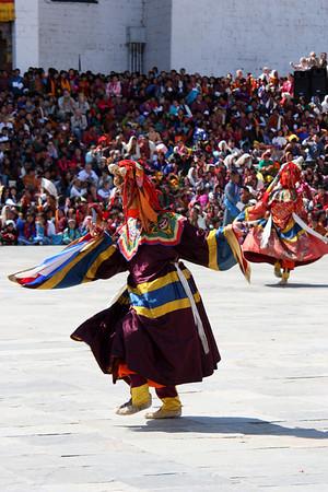 Tsechu Festival, Thimphu