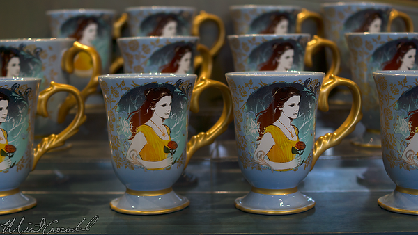 Disneyland Resort, Disney California Adventure, Beauty And The Beast, Beauty, Beast, Merchandise
