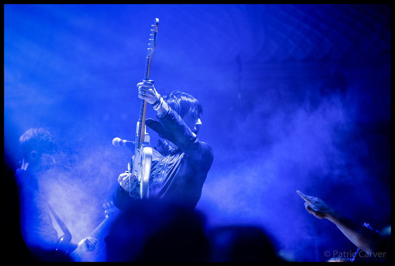 Johnny Marr at August Hall by Patric Carver 02.jpg