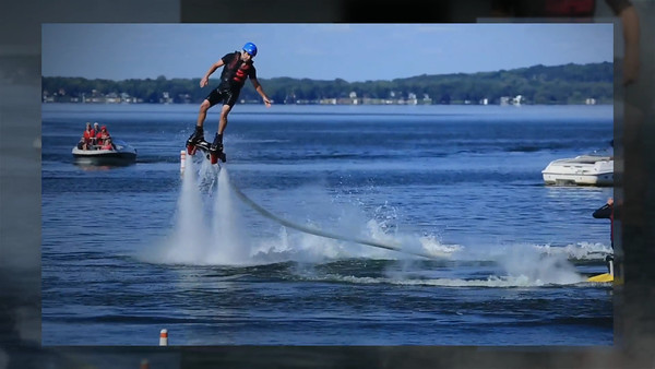 Flyboard for MS Video