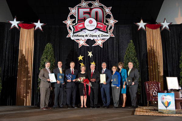 Meador Staffing 50th Anniversary