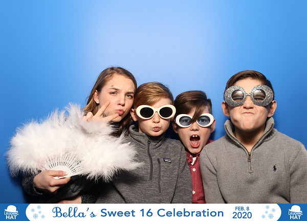 Bella's Sweet 16 Celebration
