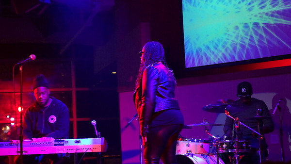 Lalah Hathaway & Rob Glasper in Houston