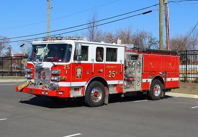 Congress Heights Engine 25