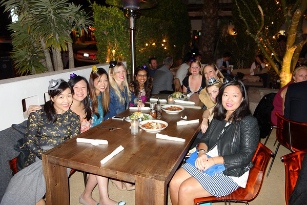 Cin's bachelorette party in Palm Springs 11-9-13