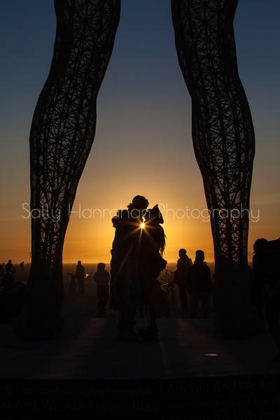 Kiss Under R-Evolution~Burning Man 2015