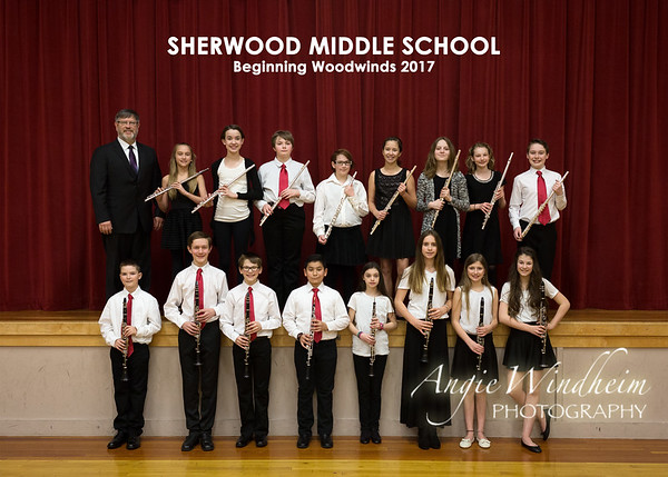 SMS Beg Woodwinds 2017