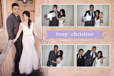 Tony & Christine (prints)
