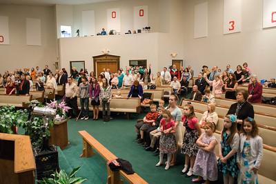 Harvest 2013 Easter Service.