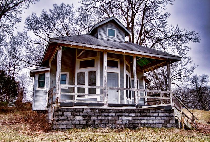 Prow house - Smith Ridge Rd - Benton County, AR