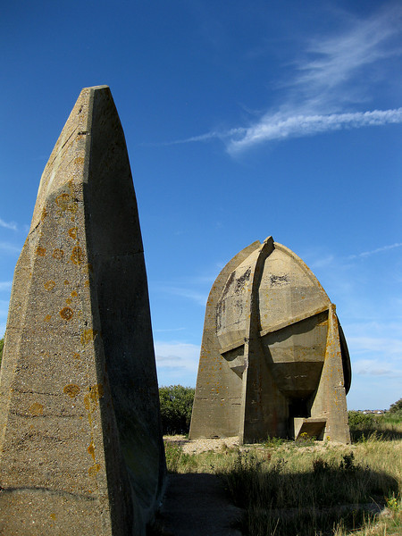 Dungeness and the Sound Mirrors