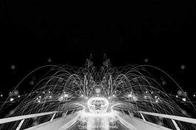 Sparks on the Bridges