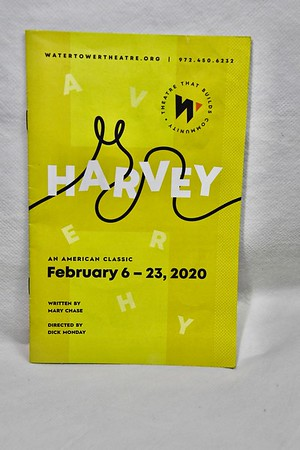 2-19-2020 Harvey @ WaterTower Theatre