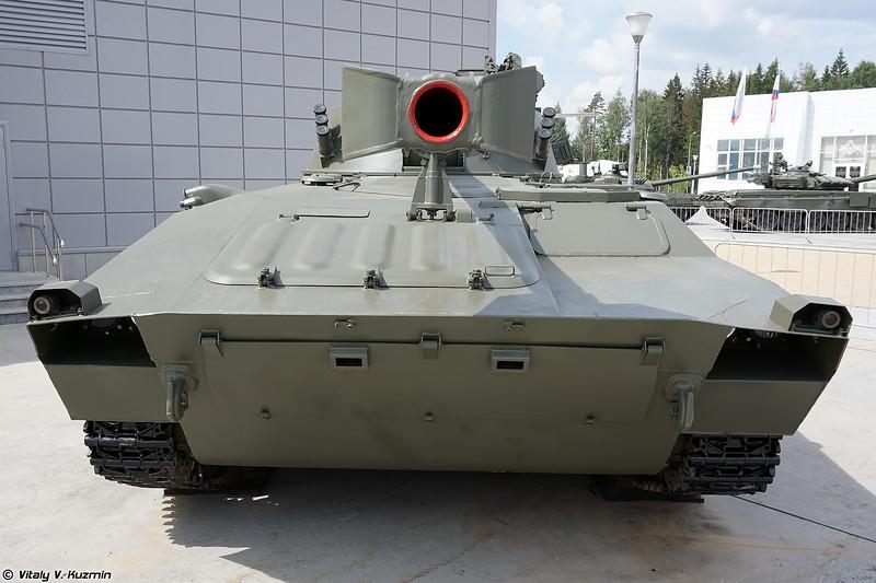 2С34 Хоста (2S34 Khosta self-propelled artillery)